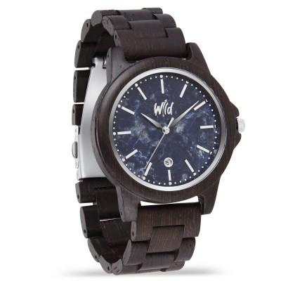 Wood watch, ROCK